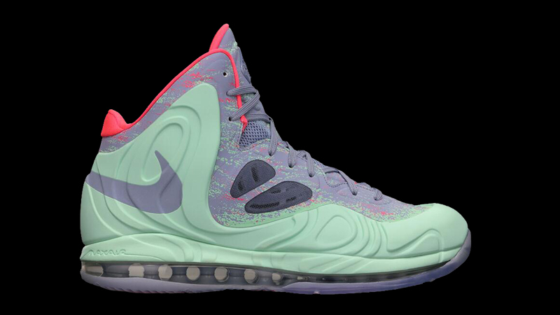 "Nike Air Max Hyperposite ""Arctic Green"" – Foot Locker Blog a7e25b728"