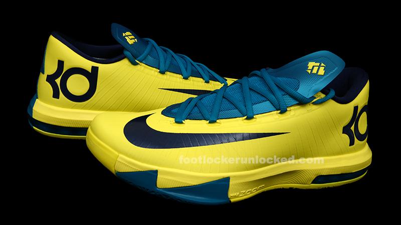 "online retailer b3178 8f6ca Nike KD VI ""Seat Pleasant"" – Foot Locker Blog"