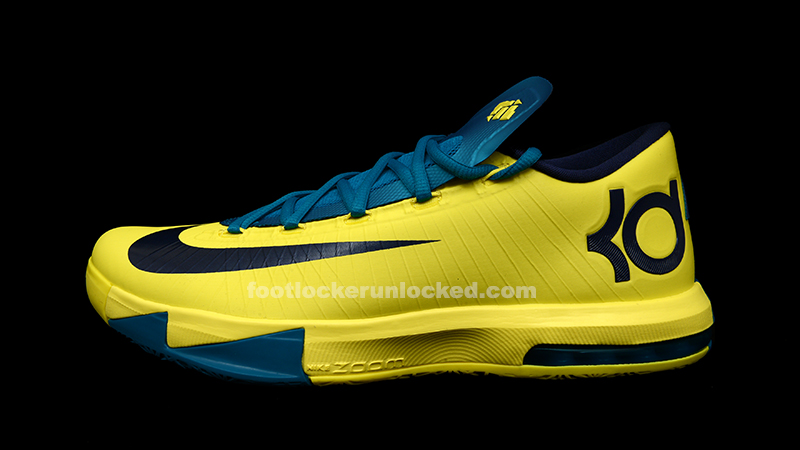 "online retailer cc164 acd92 Nike KD VI ""Seat Pleasant"" – Foot Locker Blog"