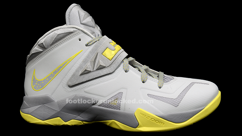 48b6485d813 Nike LeBron Zoom Soldier VII – Foot Locker Blog
