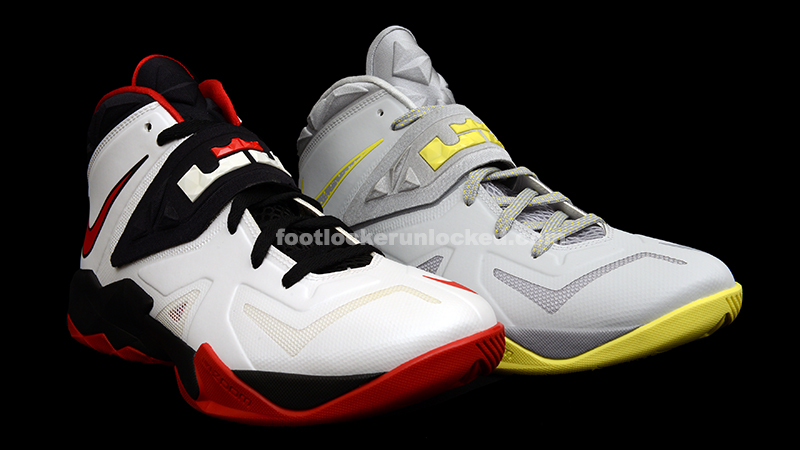 ee390b9e38ee Nike LeBron Zoom Soldier VII – Foot Locker Blog