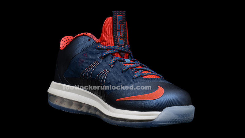 cd9e0de08b8c FL Unlocked Nike LeBron X Low USA 02 – Foot Locker Blog