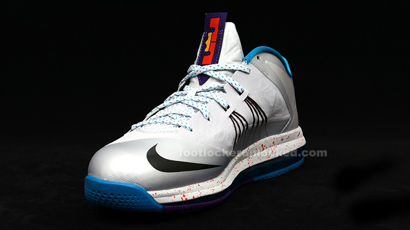 "watch ddb76 78fad Nike Air Max LeBron X Low ""Akron Aeros"" – Foot Locker Blog"