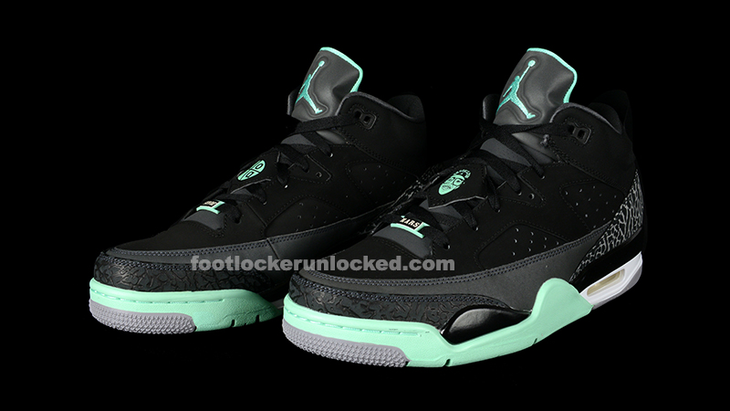 "cheap for discount 90eff 3ab92 Jordan Son of Mars Low ""Green Glow"" – Foot Locker Blog"