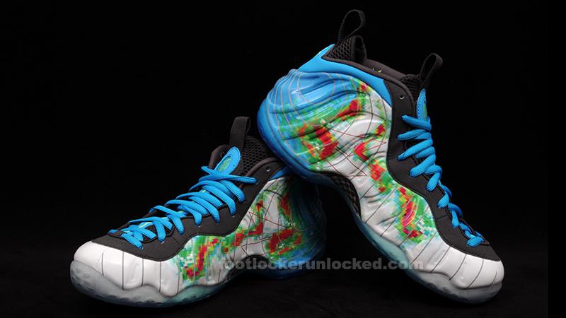 """2ef3def7cae Nike Air Foamposite One """"Weatherman"""" Release Details – Foot Locker Blog"""