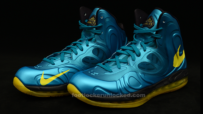 "e69514d8484 Nike Air Max Hyperposite ""Tropical Teal"" – Foot Locker Blog"