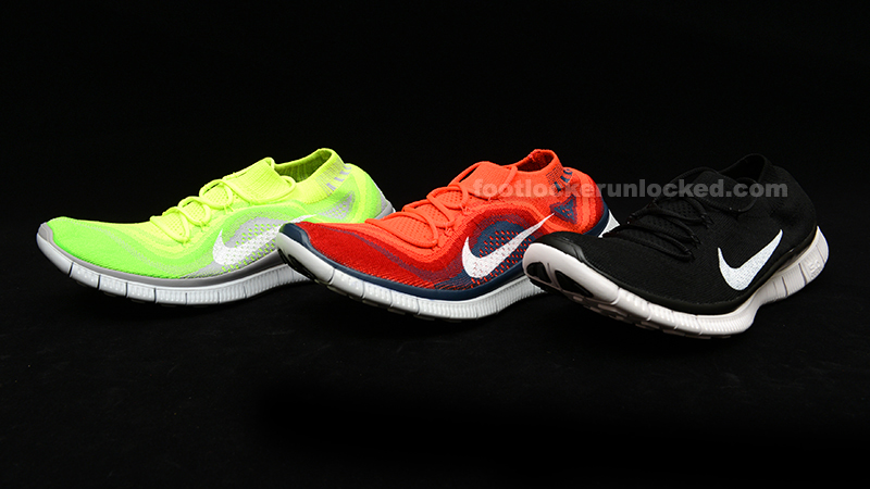 newest a0bc3 be02c Introducing the Nike Free Flyknit – Foot Locker Blog