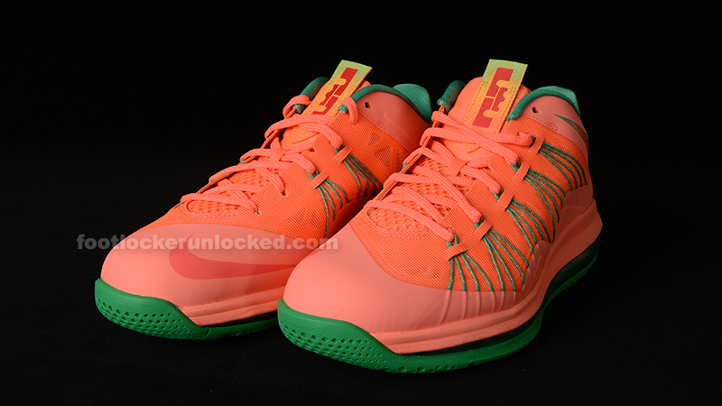 "release date 05f80 505bd Nike Air Max LeBron X Low ""Watermelon"""