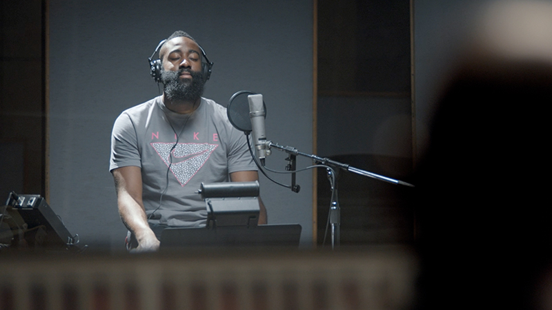 """237fa605dd44 Harden Soul"""" featuring James Harden and Stephen Curry – Foot Locker Blog"""