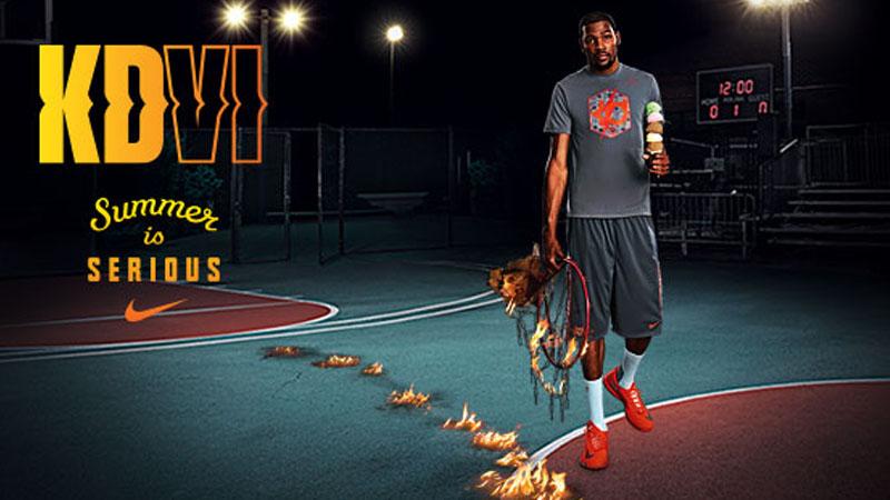 Foot Locker X Nike Nicknames Featuring Kevin Durant