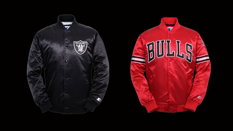 new concept 77d0b 6cbc8 Starter Jackets: Old School/New School Limited Edition Pack ...