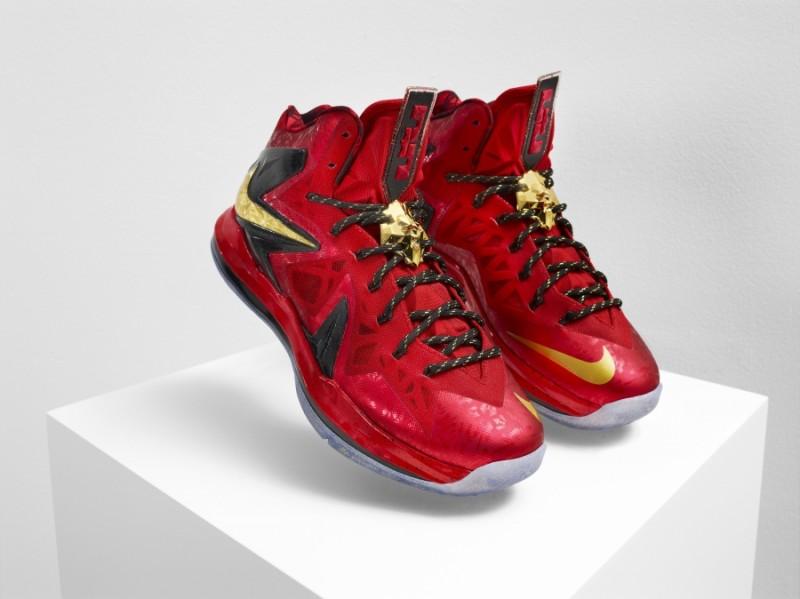 separation shoes 36368 f233f Nike LeBron X Championship Pack Release Details – Foot Locker Blog