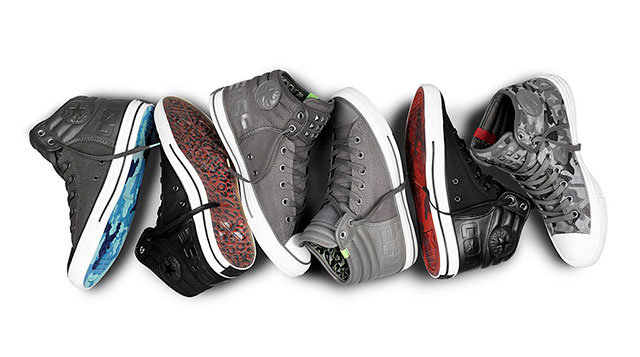 quality design db738 d9c9a Introducing the Converse Wiz Khalifa Collection – Foot Locker Blog