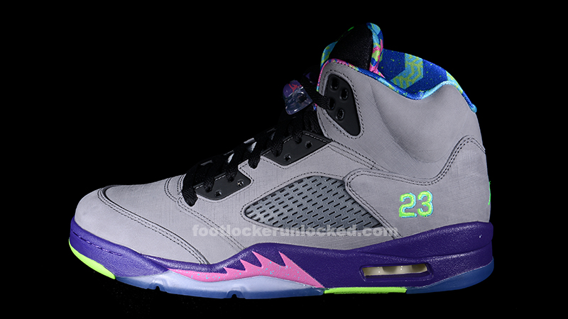 "d62faea1055d5c Air Jordan 5 ""Bel Air"" Release Details – Foot Locker Blog"