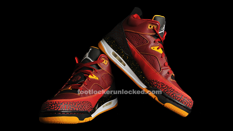 "sports shoes 21612 eecce Jordan Son of Mars Low ""Team Red"" – Foot Locker Blog"