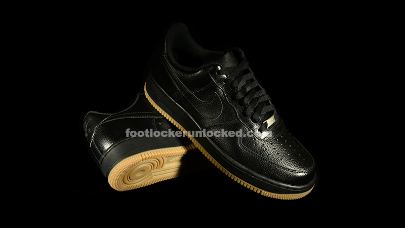 "official photos 530cd 3c50d Nike Air Force 1 Low ""Black Gum"". September 18th - Posted By King Cobra.  Every fall a fresh pair of ..."