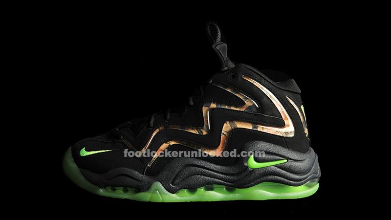 "on sale 7d418 a9663 Nike Air Pippen ""Camo"""