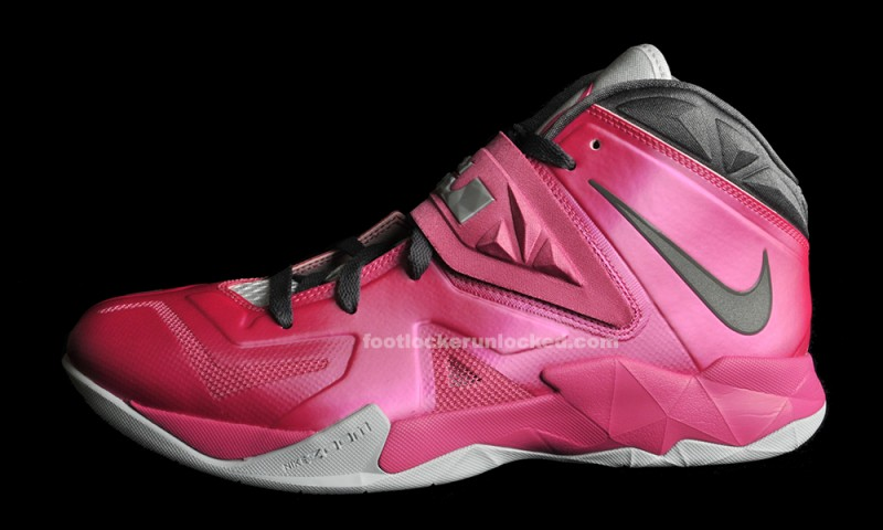 "info for 0011c a3873 Nike Zoom Soldier VII ""Kay Yow"" – Foot Locker Blog"