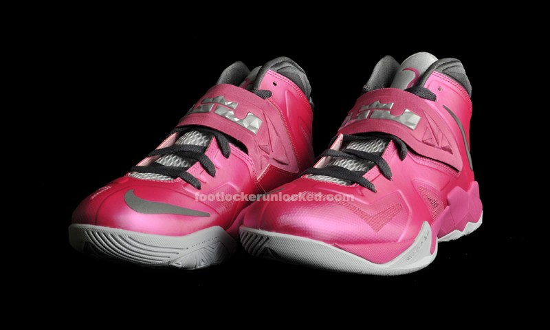 "info for 49ea4 8a300 Nike Zoom Soldier VII ""Kay Yow"" – Foot Locker Blog"