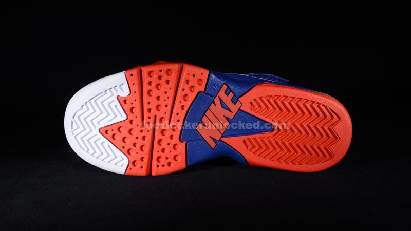 "Nike Air Force Max CB 2 Hyperfuse ""76ers"" – Foot Locker Blog"