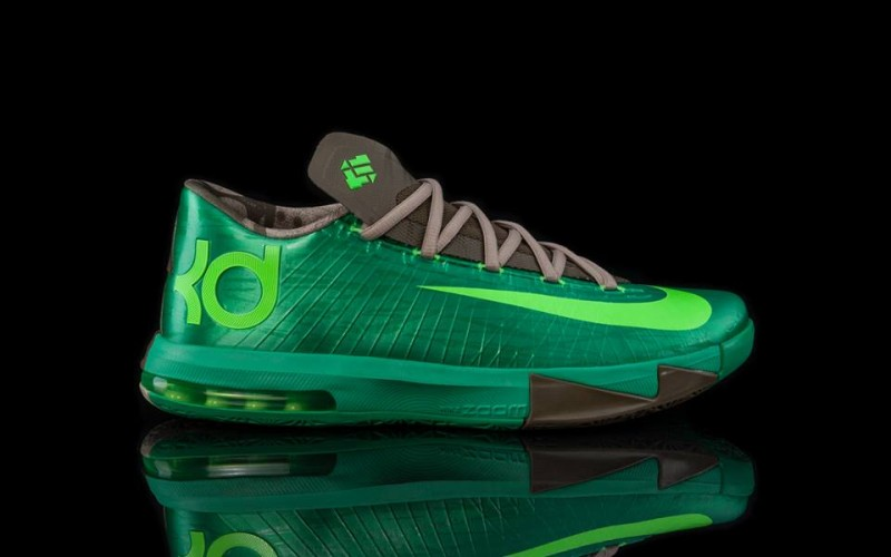 "bf45a64e3102 Nike KD VI ""Bamboo"" – Foot Locker Blog"