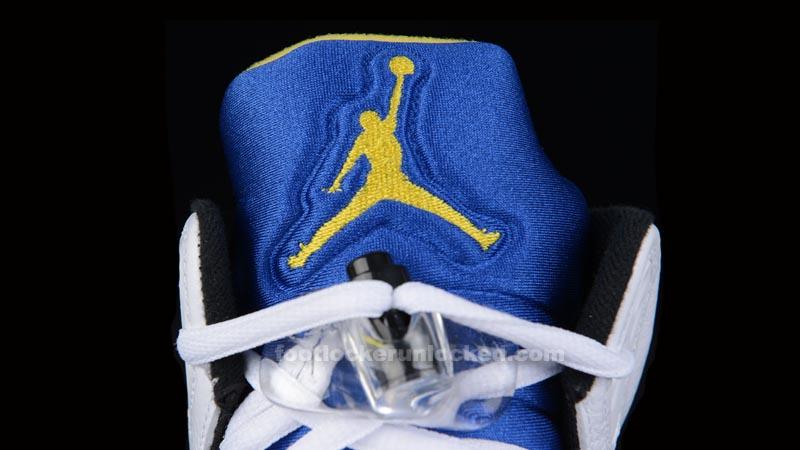 """Air Jordan 5 Retro """"Laney"""" Release"""