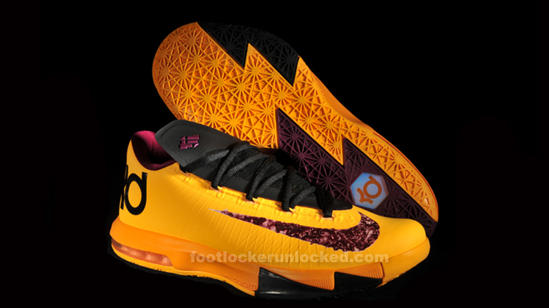 """fbb21d5bc6d5 Nike KD VI """"Peanut Butter   Jelly"""". October 15th - Posted By King Cobra.  It s ..."""