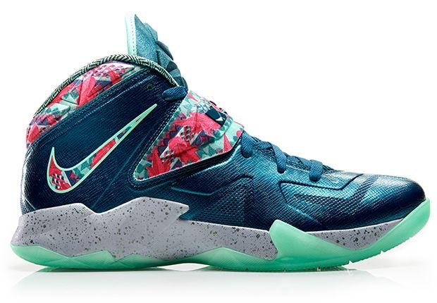 """8c736d57657 Nike LeBron Zoom Soldier VII """"Power Couple"""" » LBJPC4"""