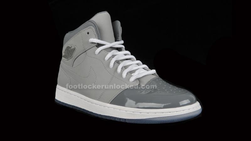 "1f33dc1f81eb75 Air Jordan 1 Retro  95 ""Cool Grey"" – Foot Locker Blog"