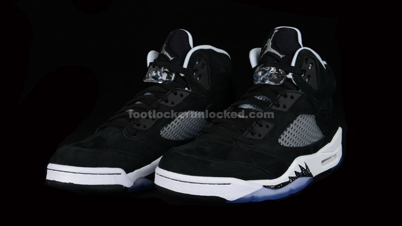 "timeless design 4c4db d3548 Week of Greatness  Air Jordan 5 Retro ""Oreo"""