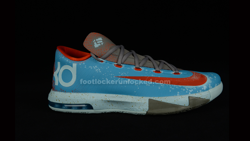 "c1302c55c1a5 Week of Greatness  Nike KD VI ""Maryland Blue Crab"" – Foot Locker Blog"