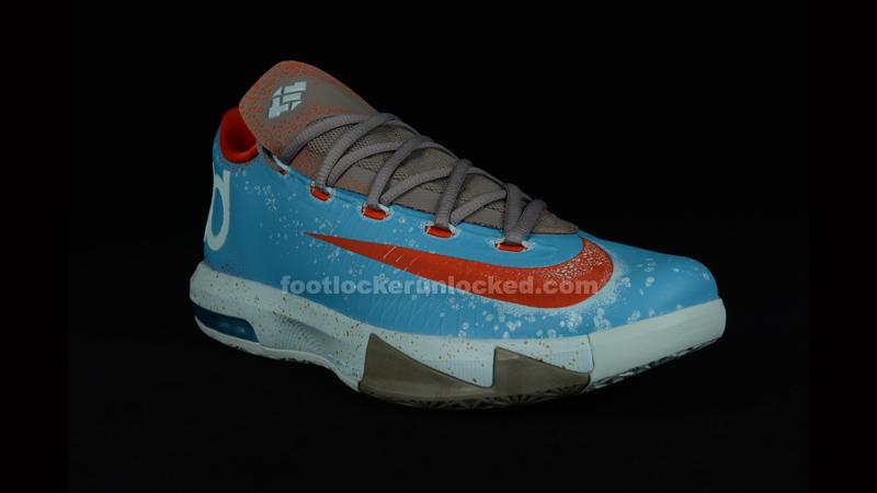 "uk availability 607ce bc334 Week of Greatness  Nike KD VI ""Maryland Blue Crab"" – Foot Locker Blog"