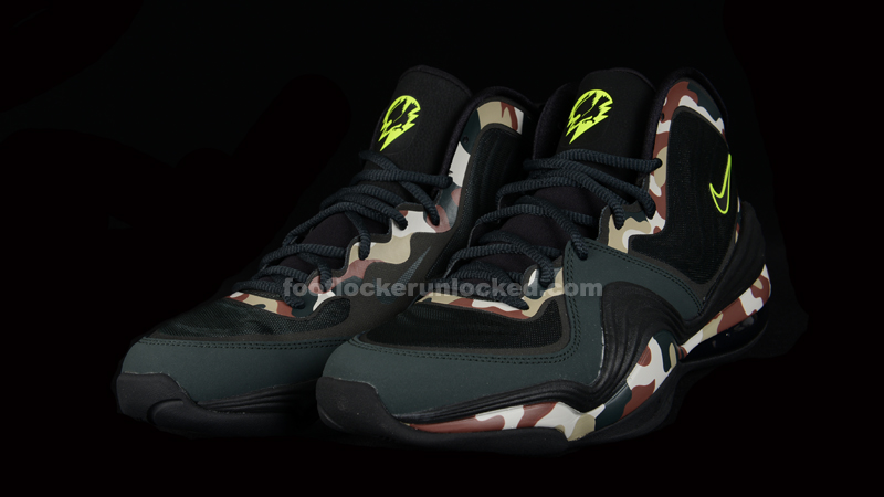 """new concept 1d81a 01b56 Week of Greatness  Nike Air Penny V """"Camo"""" – Foot Locker Blog"""