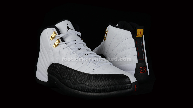 "the best attitude c83d2 0be10 Air Jordan 12 Retro ""Taxi"" Release Details"