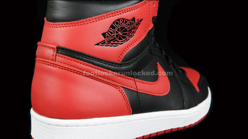 "9de76bdec2e850 Air Jordan 1 Retro High OG ""Bred"" Release Details – Foot Locker Blog"