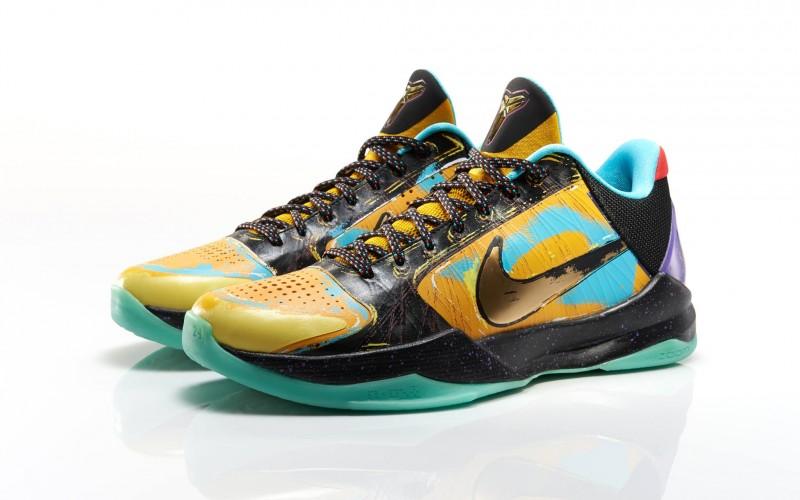 huge selection of 1bd3a 7cb19 Nike Kobe Prelude V Release Details – Foot Locker Blog