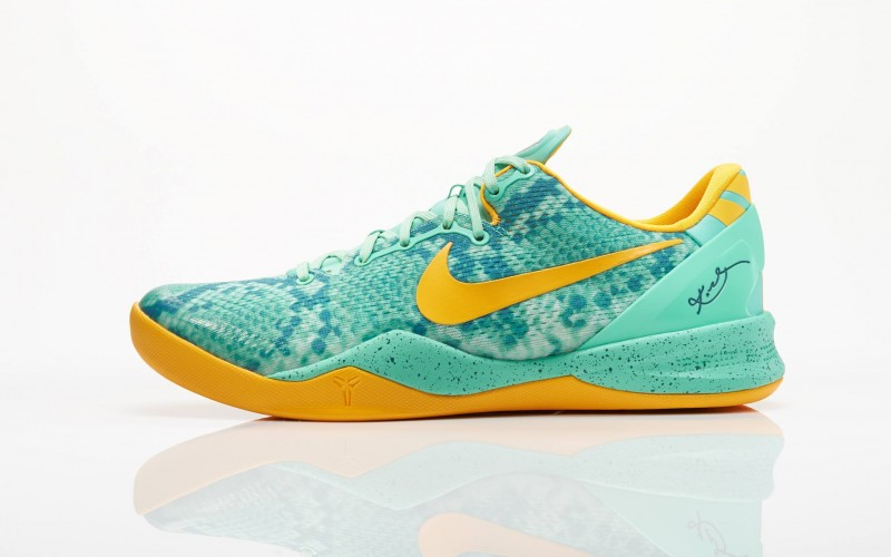 4ba6e124ef5c Nike Kobe 8 Pit Viper 2 – Foot Locker Blog