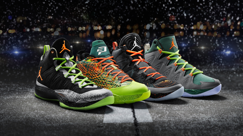 Jordan Flight Before Christmas Collection – Foot Locker Blog 05b28f4fb5