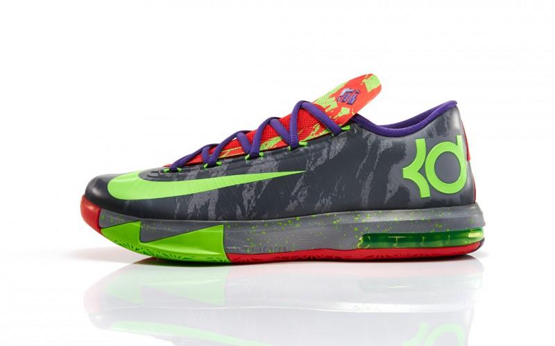 """f83e1be023aa Nike KD VI """"Energy"""" – Foot Locker Blog"""