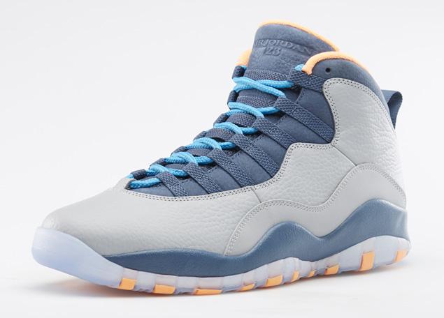 "info for 6efbb 8d309 Air Jordan 10 Retro ""Bobcats"" Release Details – Foot Locker Blog"