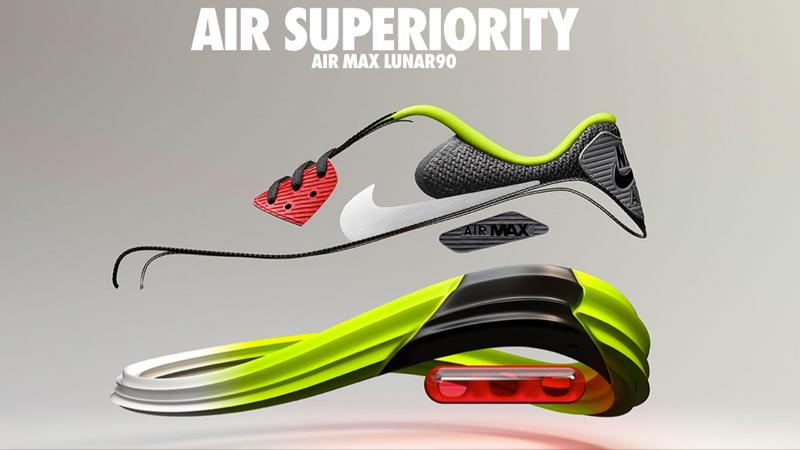 2a93684432 Nike Air Max Lunar90 – Foot Locker Blog