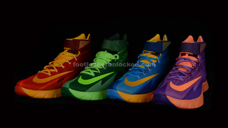 finest selection 12418 aeebe Introducing the Nike Zoom HyperRev – Foot Locker Blog