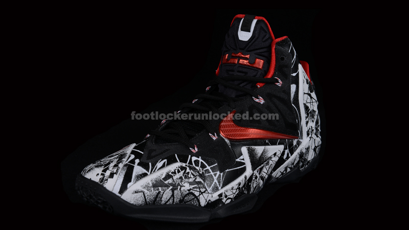 "Nike LeBron 11 ""Graffiti"" – Foot Locker Blog 646cb2ceb80d"