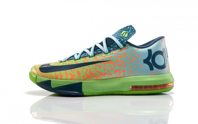 """Nike KD VI """"Liger"""" – Foot Locker Blog"""