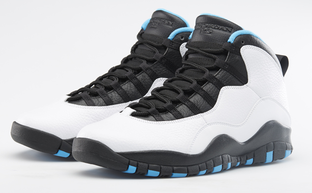 "finest selection b4fcd 4de6e Air Jordan 10 Retro ""Powder Blue"" Release Details – Foot Locker Blog"