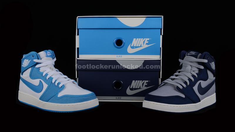 Air Jordan 1 Retro Ko High Rivalry Pack Release Details Foot
