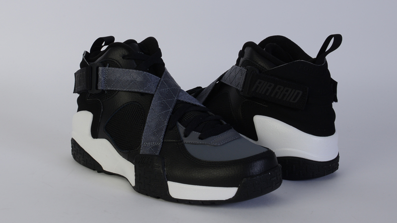 "new product d700f 026d4 Nike Air Raid Retro ""Black Flint Grey"""