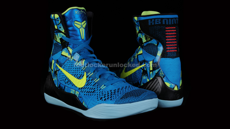 """newest collection bfb41 a70f6 Nike Kobe 9 Elite """"Perspective"""""""