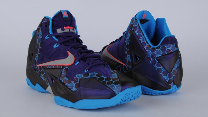 "9b312cf347129 Nike LeBron 11 ""Summit Lake Hornets"" – Foot Locker Blog"