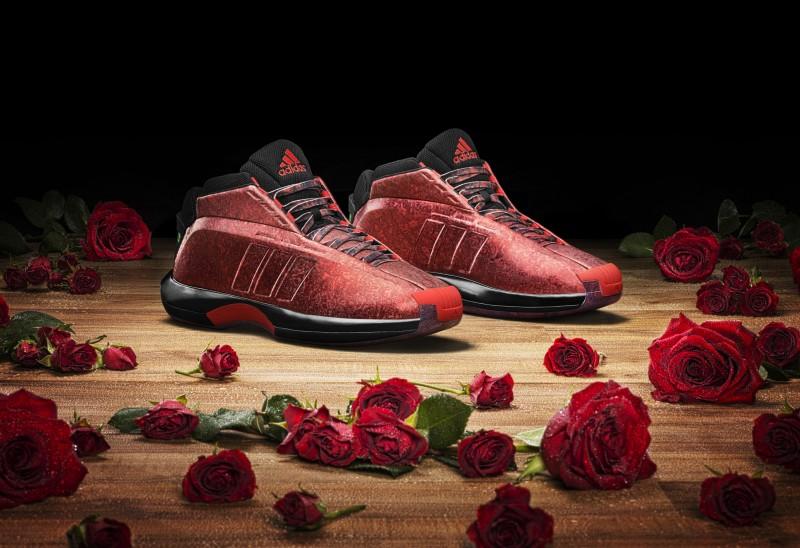 "adidas Crazy 1 Lillard and Wall ""Florist City"" Collection – Foot ... f93829a9d2e4"